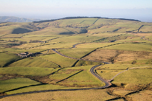 The Cat and Fiddle run - A537