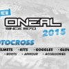 New Oneal 2015 Motocross Product Selection