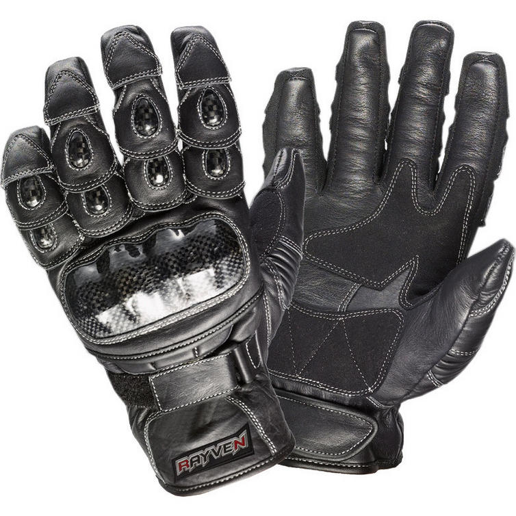 lrgscale20909-Rayven-Talon-Leather-Motorcycle-Gloves-Black-782-1
