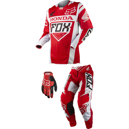 Fox Racing 2015 360 Combo – Honda